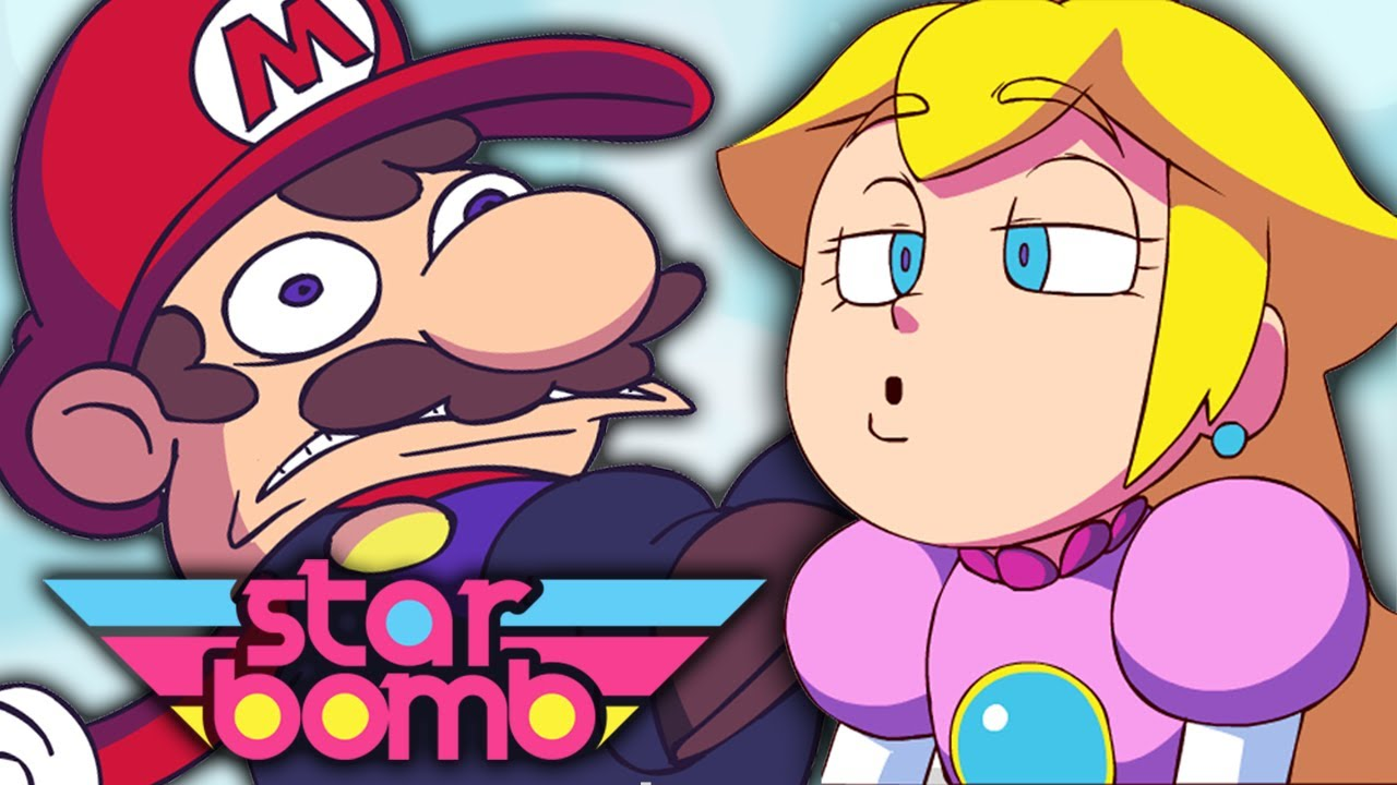 Free Download Video Cartoon Sex throughout luigi's ballad animated music video - starbomb - youtube