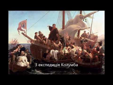 Христофор Колумб та відкриття Америки