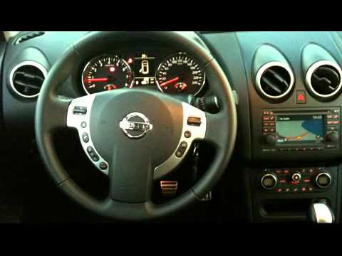 nissan qashqai facelift white 2010 youtube. Black Bedroom Furniture Sets. Home Design Ideas