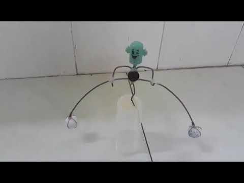 Trò chơi cân bằng| trò chơi thí nghiệm Vật Lý vui (P2)