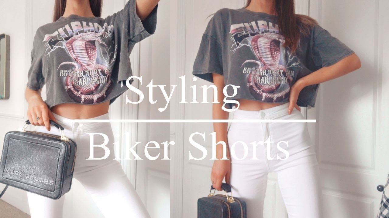 How To Style | Biker Shorts