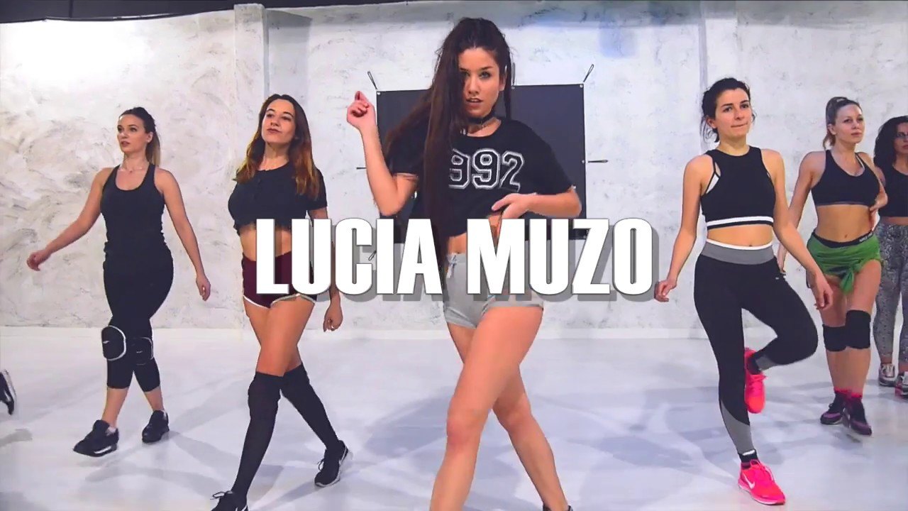 LUCIA MUZO - Clases Twerk INICIACION en CONNECTION DANCE CENTER Madrid @blabelcompany