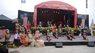 Malaysia Cultural Week London 2013 Launch - Part 9 of 13 - Saturday  21 9 2013