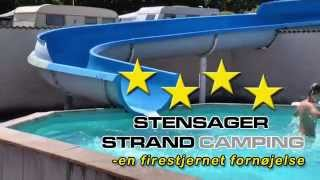 Stensager Strand Camping 2015