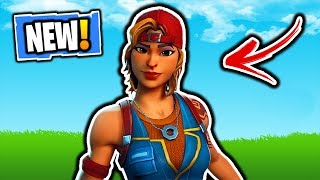 FORTNITE NEUE SPARKPLUG SKIN & NEUE KITBASH SKIN! FORTNITE ITEM SHOP UPDATE! KOSTENLOSE VBUCKS GIVEAWAY