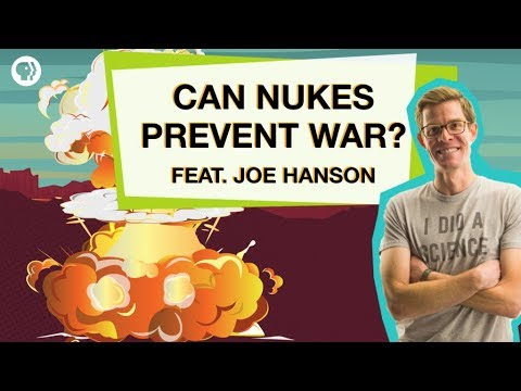 Why Only 9 Countries Have Nuclear Weapons (feat. It's OK to be Smart!)