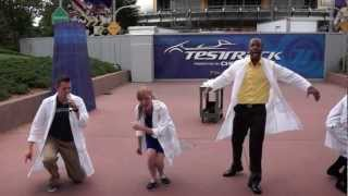 Test Track All Stars Born to be Wild at Epcot, Walt Disney World