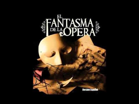 El Fantasma De La ópera Piensa En Mí Karaoke Dúo Youtube
