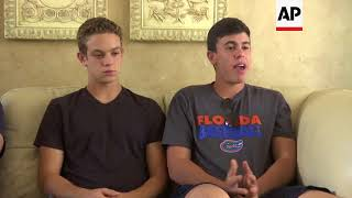 Six friends recount Florida school shooting