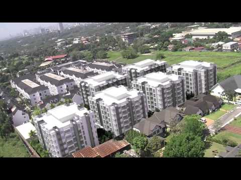 Golf Hill Gardens Condo For Sale in Capitol Hills Quezon City Real Estate Investment in Philippines
