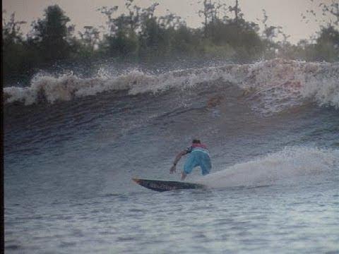 Pororoca - Surfing the Amazon