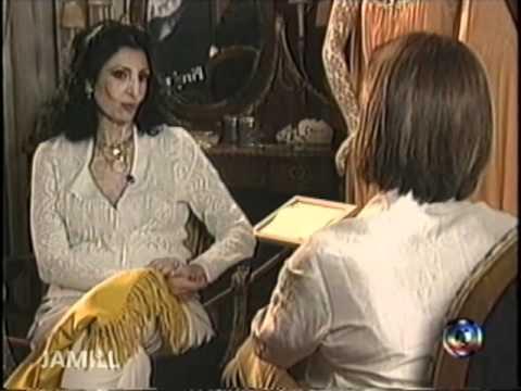 CARMEN MAYRINK VEIGA e REGINA MARTELLI - Luxo Nababesco - Trechos de Entrevista