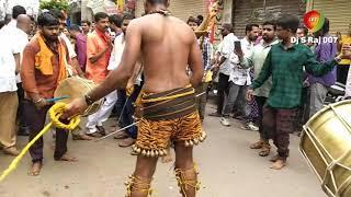 Bonalu 2019 I Rasoolpura Oggu Ashok I Ujjaini Mahankali Bonalu at Sec,bad Pt-08