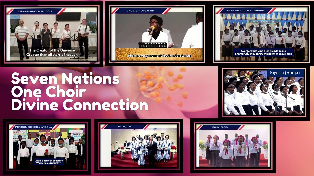 Download Special Choir Ministration from SEVEN Nations (Abuja - Divine Connection)
