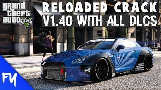 GTA 5 PC - How To Install RELOADED CRACK UPDATE v1.40/1.0.1103…