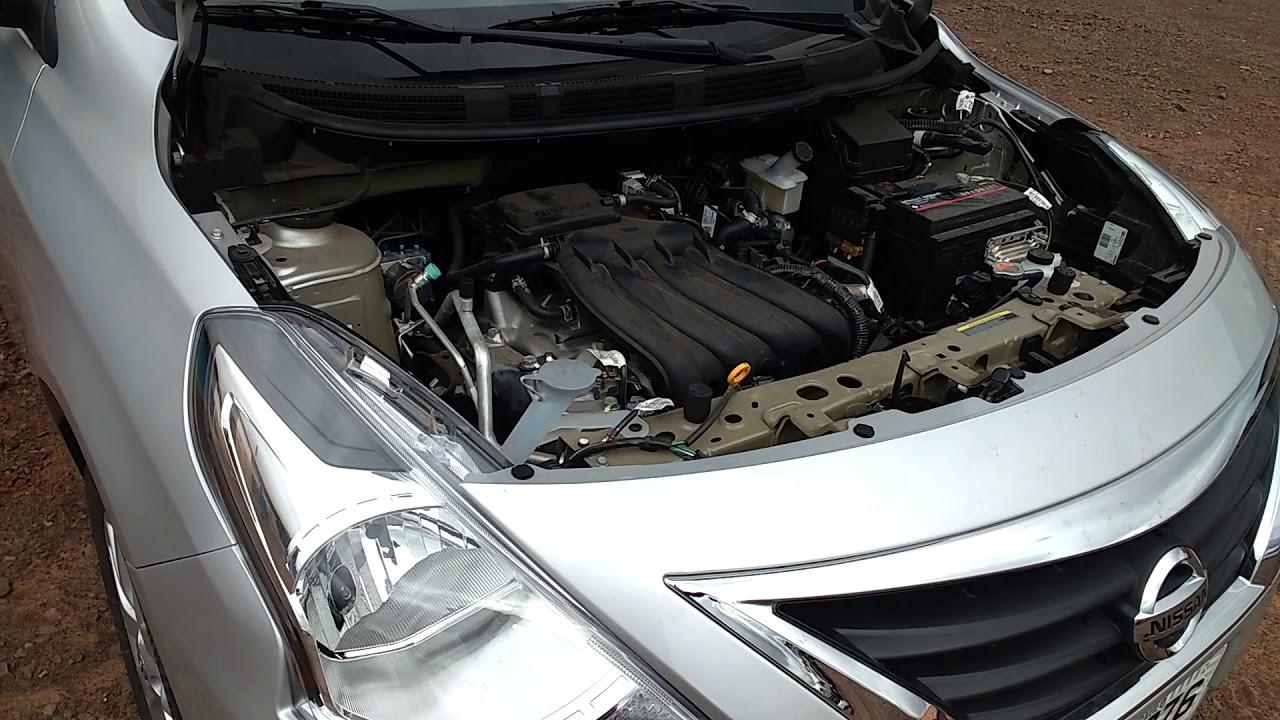 Nissan Versa 1 6 V 2017 N U00famero Motor Chassi