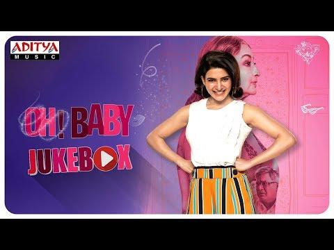 Oh Baby Full Songs Jukebox || Samantha Akkineni, Naga Shaurya || Mickey J Meyer