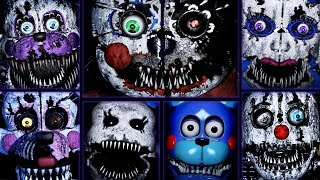 Video Baby's Nightmare Circus - All Jumpscares (Complete) download MP3, 3GP, MP4, WEBM, AVI, FLV Januari 2018