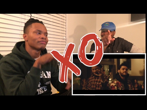 Thumbnail: The Weeknd - Reminder (( REACTION )) - LawTWINZ