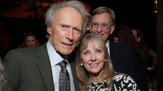 Clint Eastwood's 'Secret' Daughter Joins His Other 7 Kids at Premiere