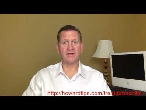 Bronchitis Treatment   How To Treat Bronchitis Naturally