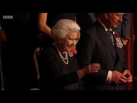 Royal British Legion Festival of Remembrance 2018 -