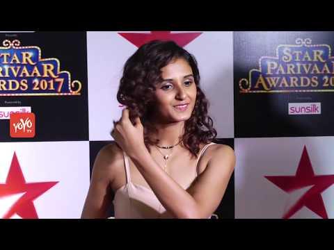 Star Parivar Awards 2017   TV Celebraties Grace The Red Carpet   YOYO Cine Talkies