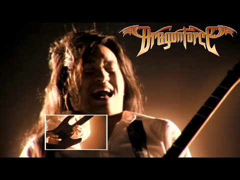 DragonForce - Through the Fire and Flames (Official Video)