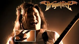 Смотреть клип Dragonforce - Through The Fire And Flames