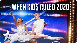 When Kids RULED 2020: Part 3   BGT 2020