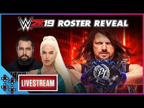 WWE 2K19: Full Roster Listing of Announced Superstars