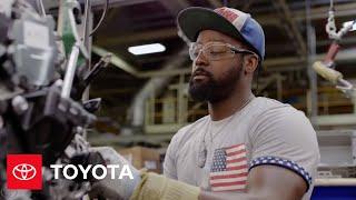 2018 Toyota Camry: Kentucky Built