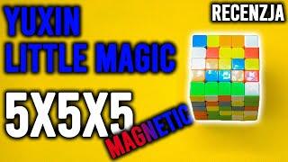 Najlepsza w mojej kolekcji - YuXin Little Magic 5x5 Magnetic | Recenzja