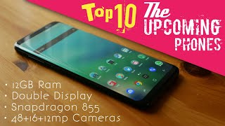 TOP 10 Upcoming Smartphones under 15000 in 2019 | Upcoming Flagship phones in India thumbnail