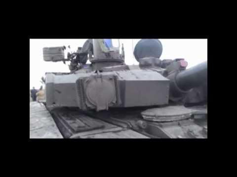 ДЗ Дуплет- обстрел (tandem reactive armor Duplet )