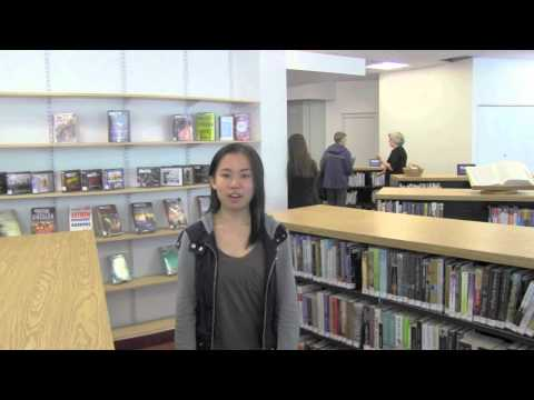 E-Writer in Residence Talks to Teens 1 | Toronto Reference Library