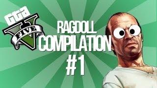 GTA 5 - Funny Ragdoll Compilation #1