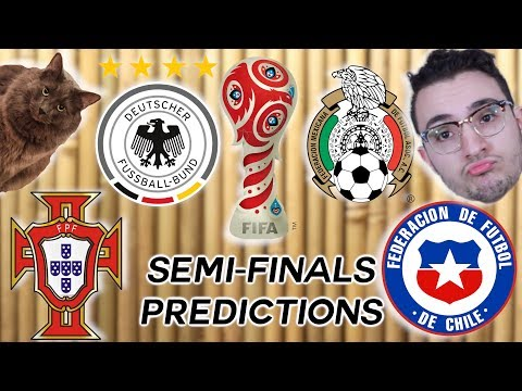 CONFED. CUP 2017: SEMI-FINALS PREDICTIONS vs MY CAT and Group Stage Reviews