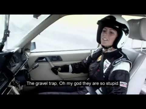 Top Gear. Гонка на двухэтажных машинах