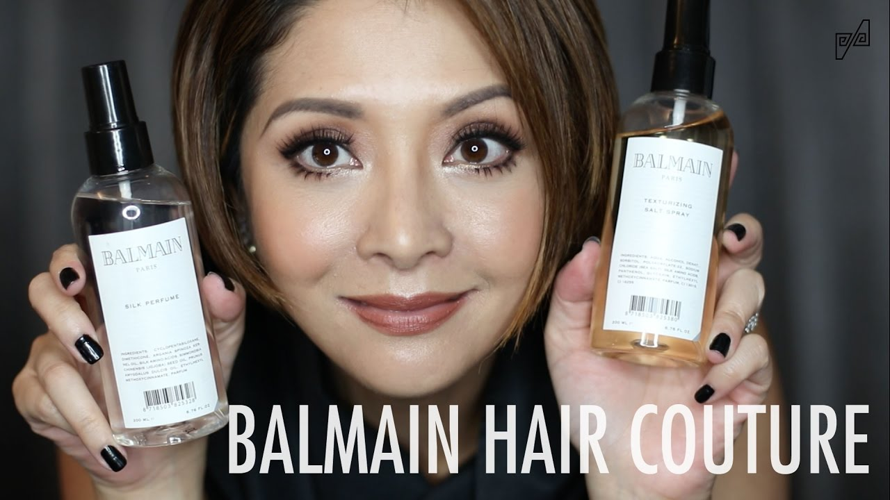 innovative design detailed images hot products BALMAIN HAIR COUTURE | Cat Arambulo-Antonio