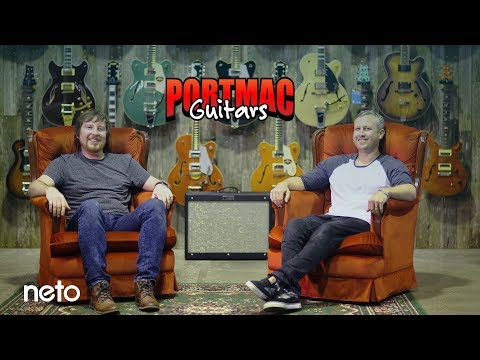 PortMac Guitars | Case Study