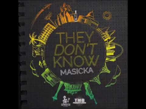 MASICKA  - THEY DON'T KNOW  - INSTRUMENTAL