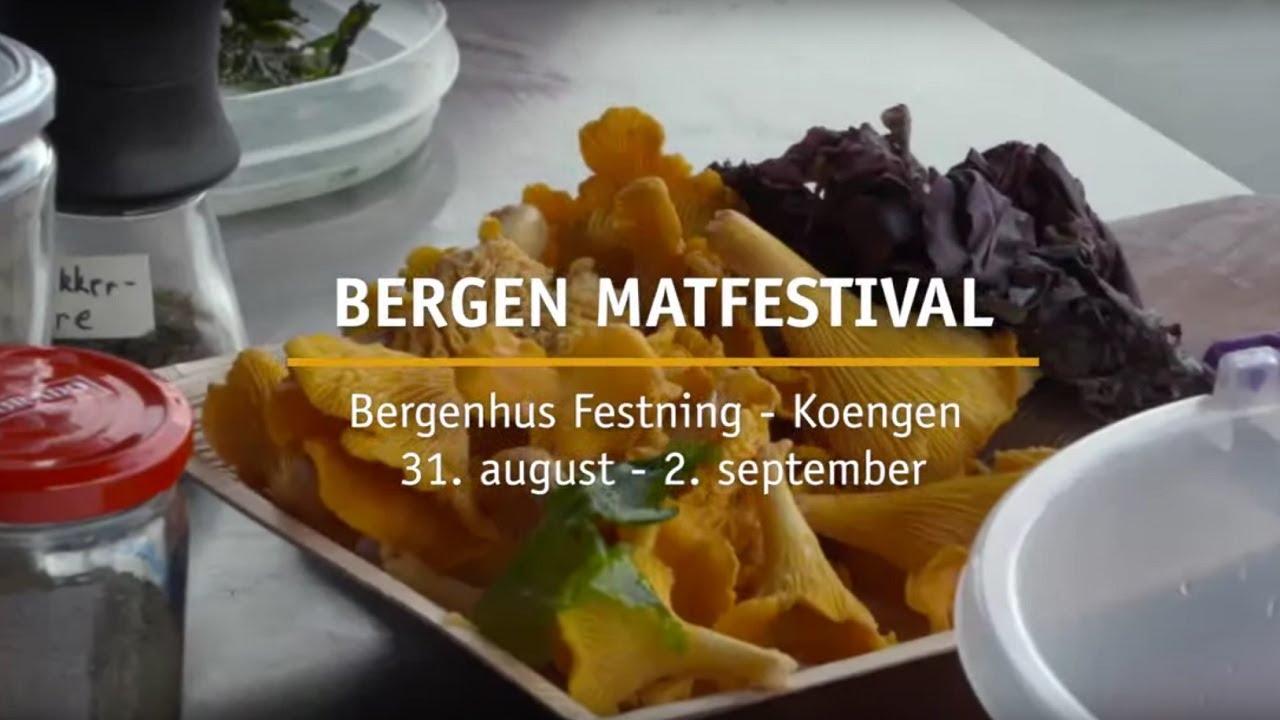 Thumbnail: Bergen Matfestival 2018