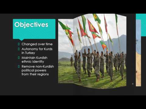 POLISCI 181 - Kurdistan Workers