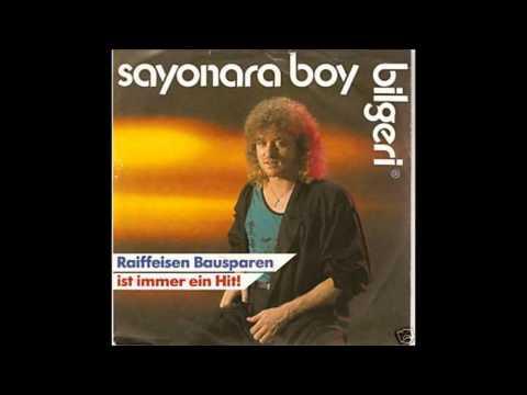 Sayonara Boy  Reinhold Bilgeri 1987