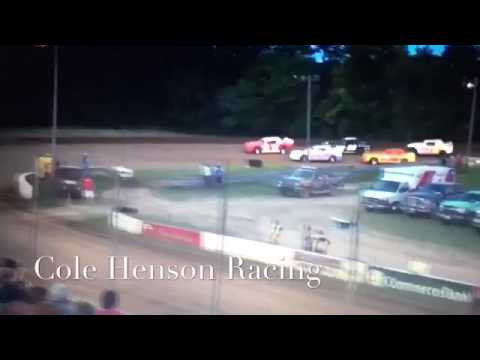 Cole Henson Racing Double X Speedway