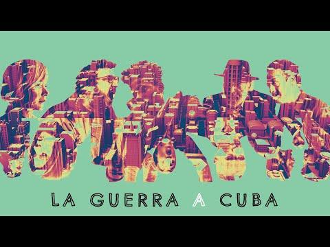 La guerra a Cuba - War in Cuba   OFFICIAL TRAILER - ENG SUB