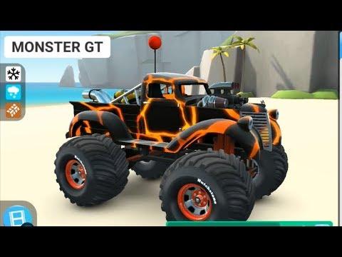 MONSTER GT - MMX Hill Dash 2