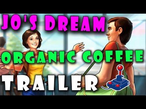 Jo's Dream Organic Coffee Time Management Game | FreeGamePick