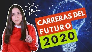 LAS CARRERAS DEL FUTURO 🚀 CARRERAS UNIVERSITARIAS QUE TENDRÁN MÁS DEMANDA